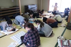 9月開催タッチケア講習会参加者募集中