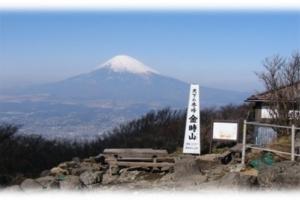 箱根ジオパーク金時山登山ジオツアー参加者募集