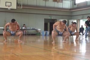 ミニ相撲大会