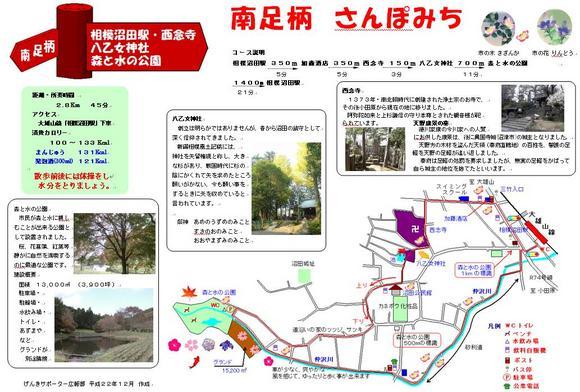 森と水の公園を巡る沼田コース