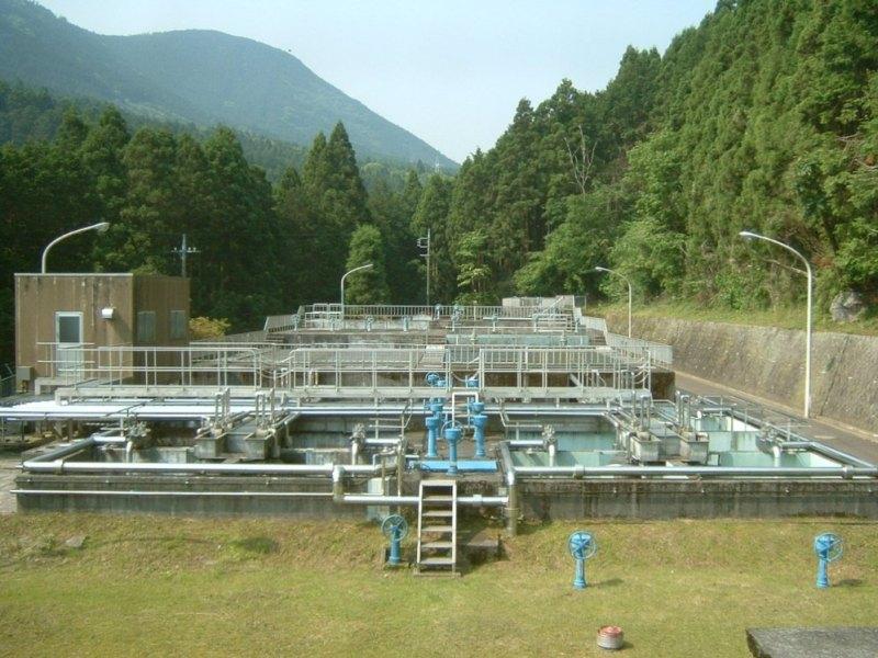 矢倉沢浄水場(やぐらさわじょうすいじょう)