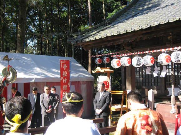 平成24年3月25日(日) 八幡神社(黄金八幡宮)例大祭