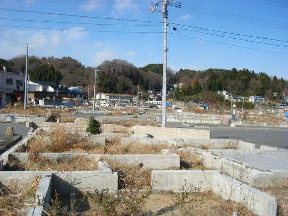 平成23年12月5日(月) 岩手県沿岸地域被災・復旧復興状況視察