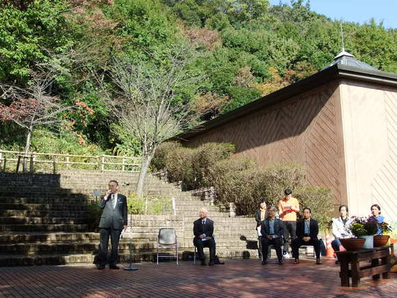 平成23年11月13日(日) 県立足柄ふれあいの村「森の大地祭」