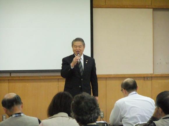 平成23年10月5日(水) 保健医療セミナー開講式