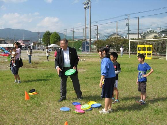 平成23年10月2日(日) 第13回子ども汗かき祭