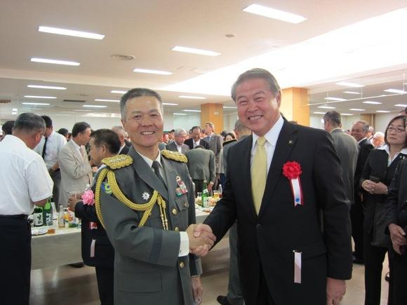 平成23年7月10日(日) 陸上自衛隊富士学校・富士駐屯地開設57周年記念行事
