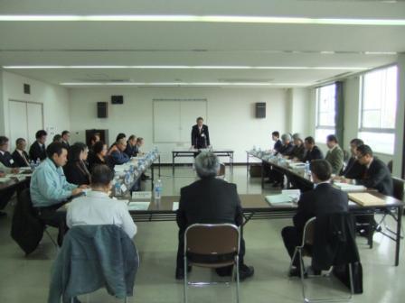 平成25年2月14日(木) 防災会議