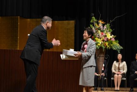 平成25年1月8日(火)  賀詞交換会・表彰式