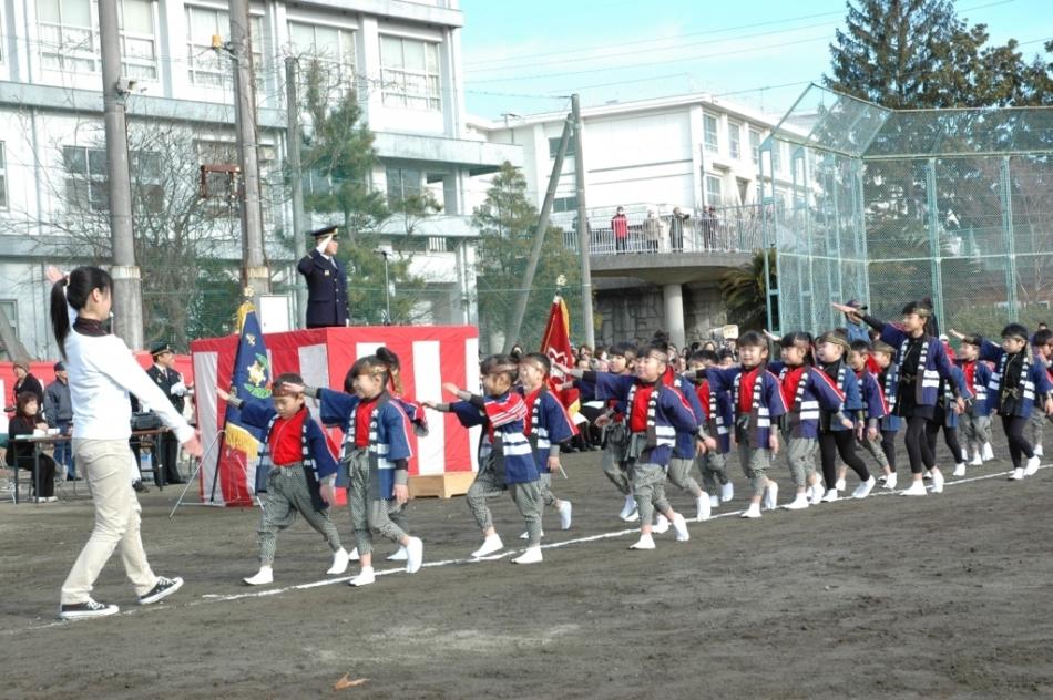 平成25年1月6日(日)  消防出初式