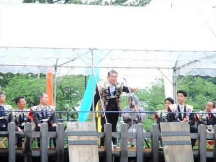 平成24年5月3日(木・祝) 第48回小田原北條五代祭り