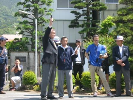 平成24年5月13日(日) 足柄大橋開通25周年記念金太郎マラソン大会