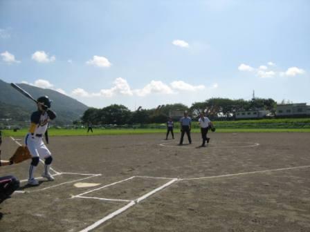 平成24年8月19日(日) 第21回県家庭婦人親善ソフトボール大会