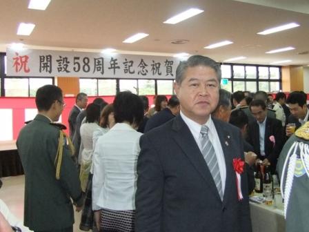 平成24年7月8日(日) 陸上自衛隊富士学校・富士駐屯地開設58周年記念行事