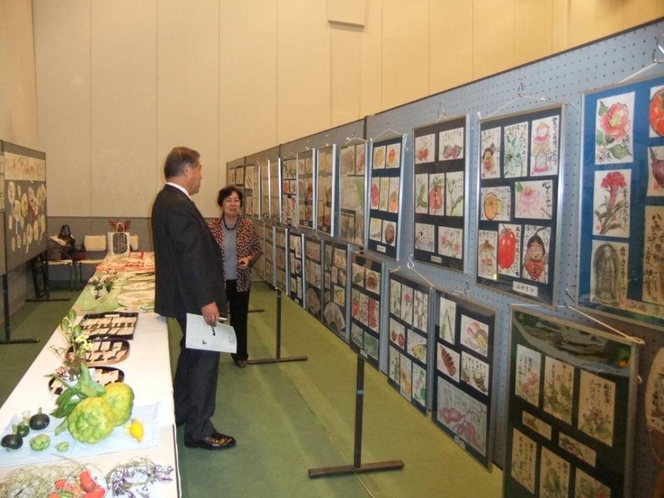 平成24年11月4日(日) 市民文化祭・ASHIGARA産業フェア