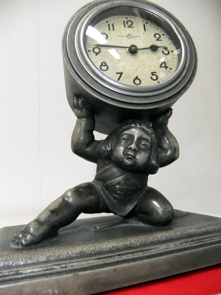 金太郎時計