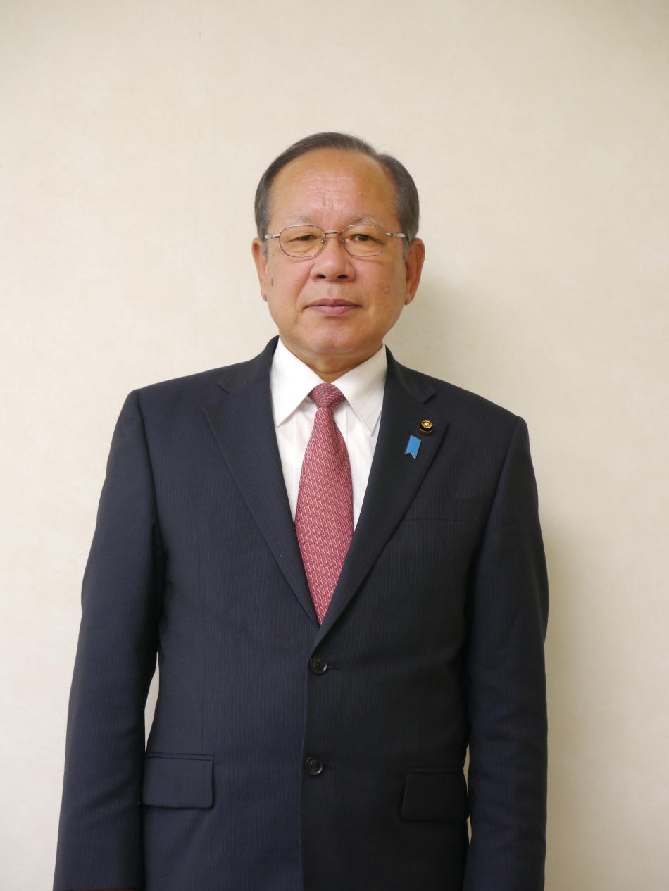 南足柄議員加藤 恵三