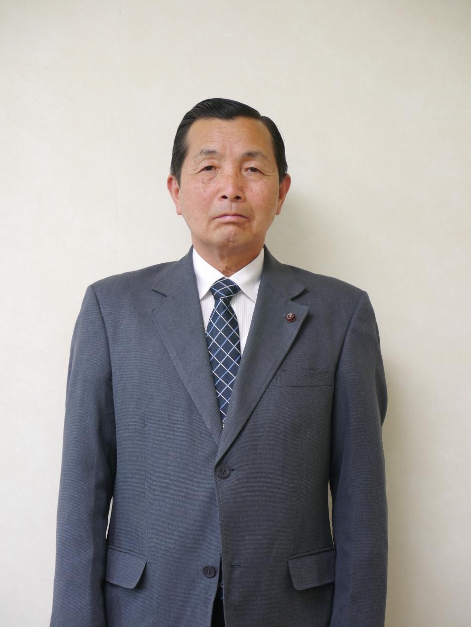南足柄議員高田 三郎