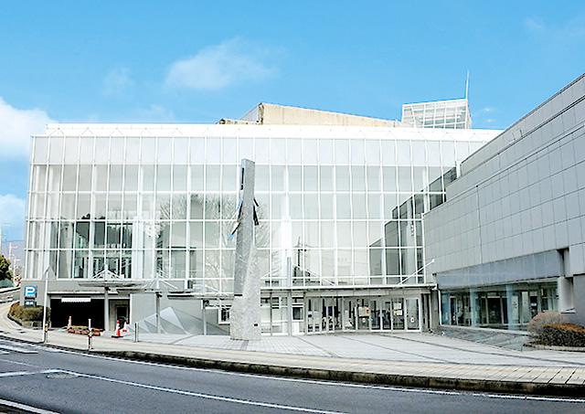 文化会館(金太郎みらいホール)