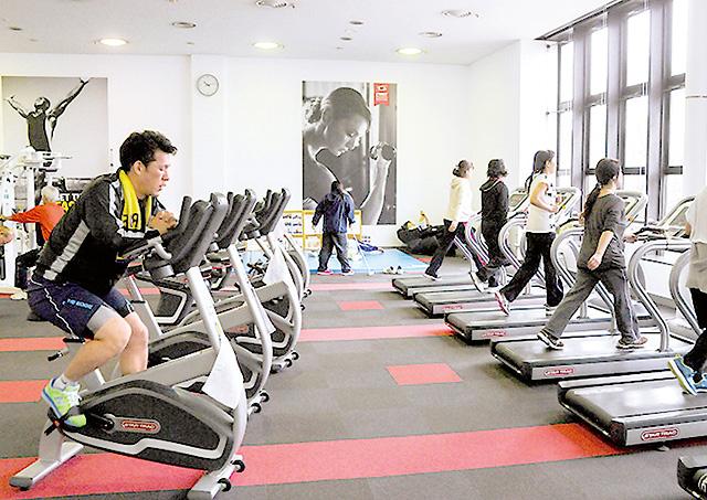 体育センター / トレーニングルーム