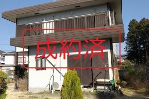 2-008 生駒 賃貸物件 【成約済】