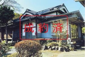 3-005 怒田 売却物件【成約済】