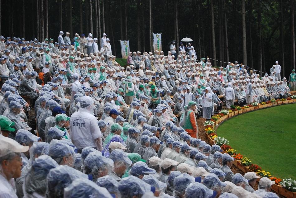 第61回全国植樹祭に参加