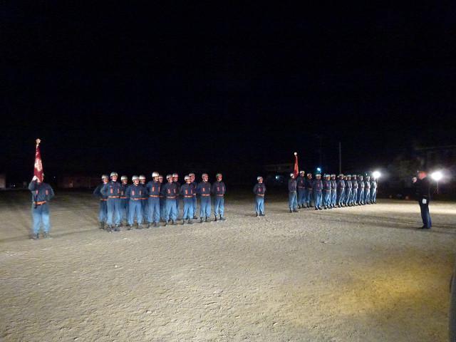 平成24年12月26日(水) 年末火災特別警戒市長督励