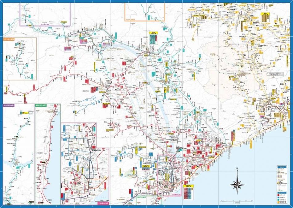 地図面全体図