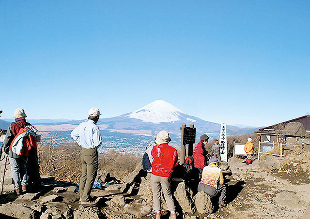 登山・ハイキングを楽しもう