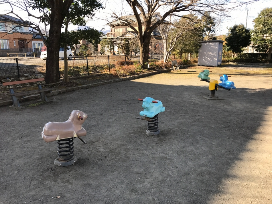 南足柄市しもわだちびっこ公園